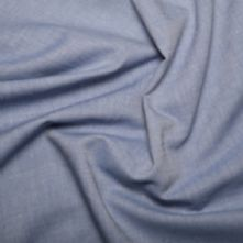 100% Lightweight Cotton Denim Chambray Fabric 60